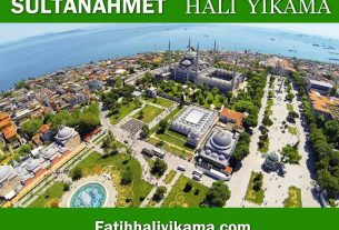 Sultanahmet halı yıkama